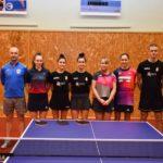 Nyírbátorban edzőtáborozott az ifjúsági leány válogatott